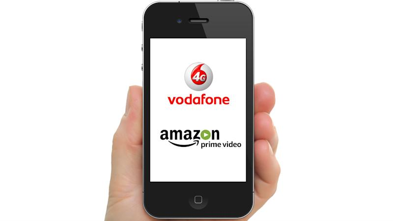 Vodafone Users to Now Get Special CashBack on Amazon Prime Videos