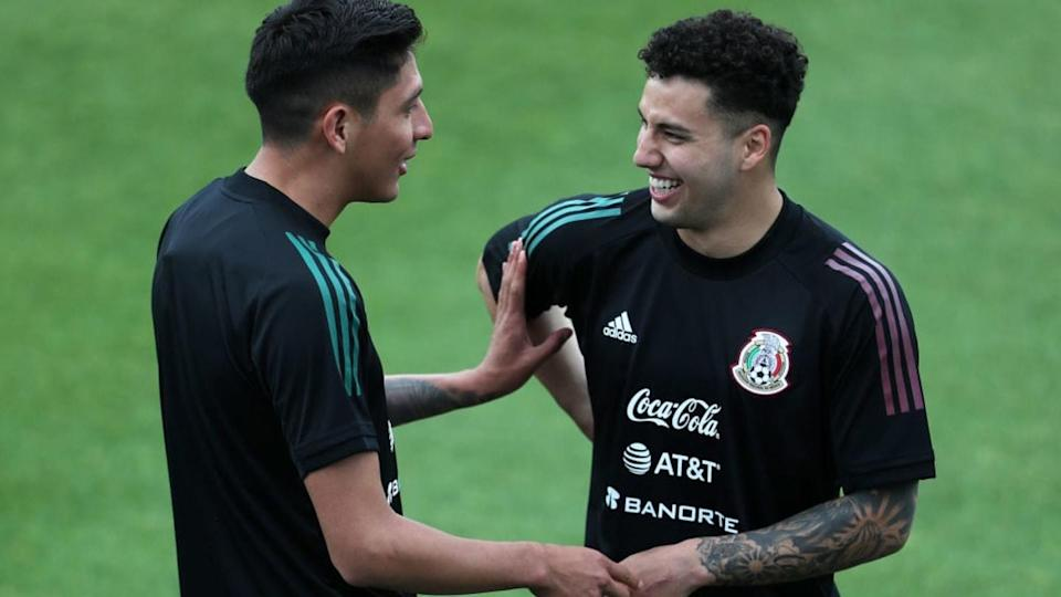 Mexico Training Session | Omar Vega/Getty Images