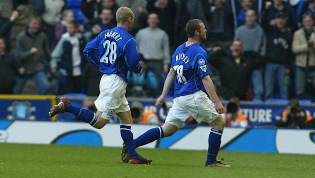 """<p>The goal that started it all. The strike that led to Clive Tydesley's infamous """"remember the name"""" quote. The winning effort that catapulted Rooney to football stardom.</p> <br><p>Everton had fought back to level proceedings at Goodison Park against then unbeaten Arsenal when he was introduced from the bench for his ninth senior run out.</p> <br><p>Picking up a long ball 30 yards from goal, Rooney spun inside onto his favoured right foot as the Gunners' rearguard backed off.</p> <br><p>Sensing an opportunity to beat David Seaman, who was slightly off his line, Rooney cast a quick glance up, set his sights and curled a delightful 25-yard shot past the despairing dive of the Arsenal keeper - off the underside of the bar - to cause unbridled pandemonium in the stands of the Grand Old Lady.</p> <br><p>It ended Arsenal's then 30-match unbeaten run, saw Rooney's name adorned across every national paper's back page and led to a glittering career laden with records and trophies that few will ever match.</p> <br><p>Remember the name, indeed.</p>"""