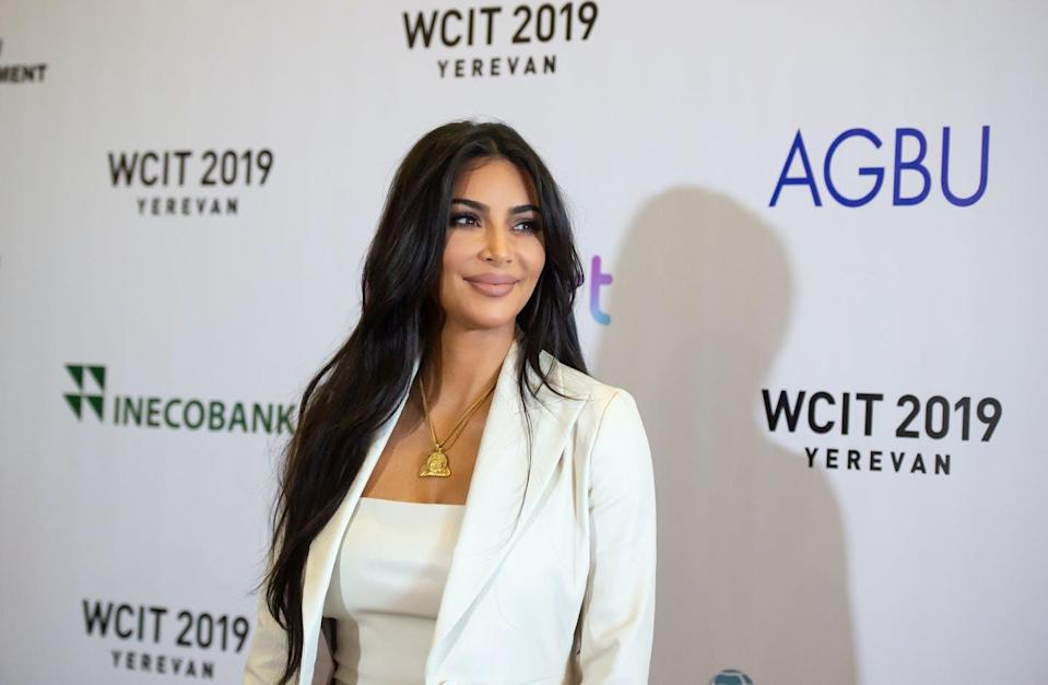 """<span class=""""caption"""">Valued well above US$1 billion, Kim Kardashian's Skims is now among the most successful and quickly growing shapewear brands.</span> <span class=""""attribution""""><span class=""""source"""">(Shutterstock)</span></span>"""
