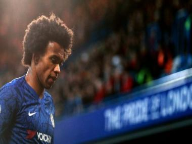 Premier League: Willian leaves Chelsea with 'head held high' after seven years at London club
