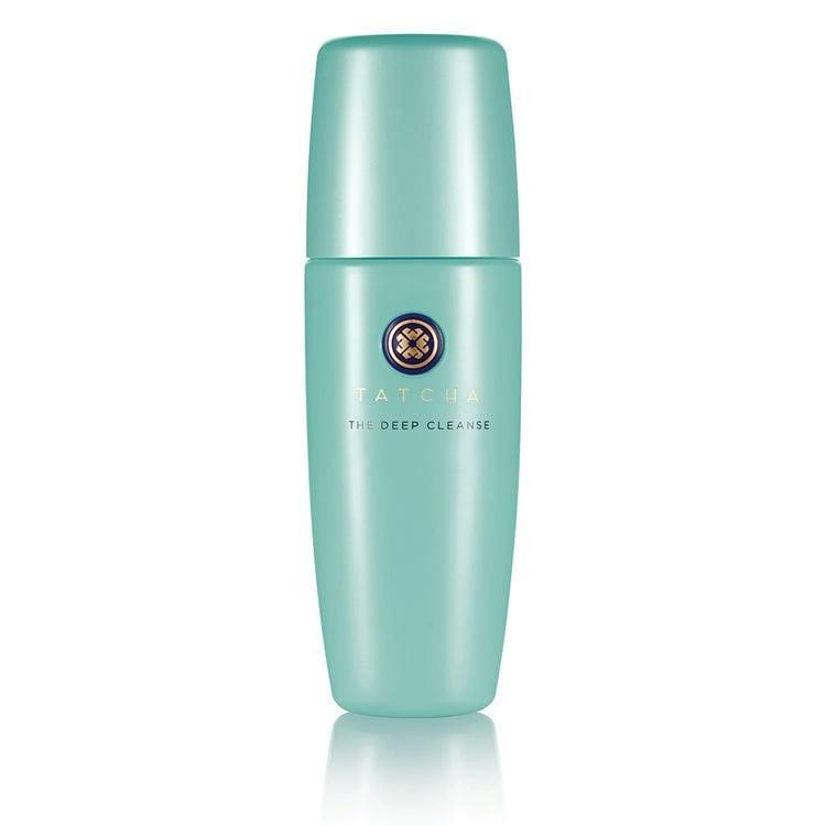 <p>The natural fruit extracts in Tatcha's <span>The Deep Cleanse</span> ($38) gently exfoliate your skin, preventing dead skin cells from clogging your pores.</p>
