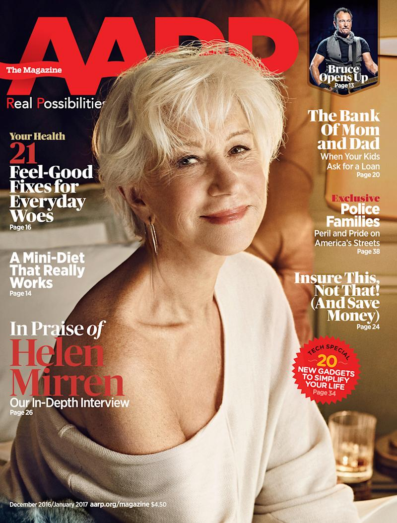 Helen Mirren Opens Up About Being a Sex Symbol at 71: Label Is 'Probably Going to Follow Me to My Grave'