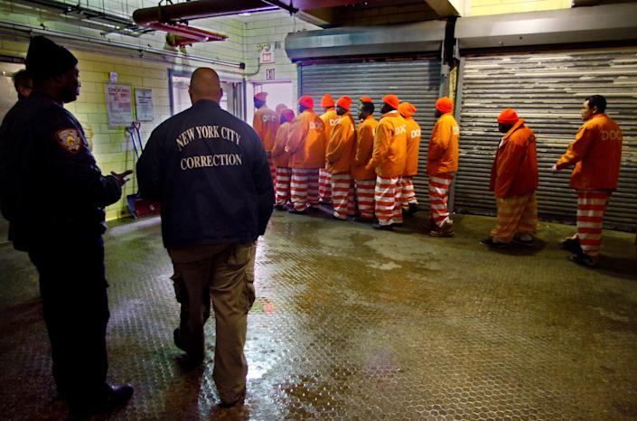 """The United States has <a href=""""http://www.prb.org/Articles/2012/us-incarceration.aspx"""">the world's largest prison population</a> by far -- largely fed by the war on drugs -- at 500 per 100,000 people."""
