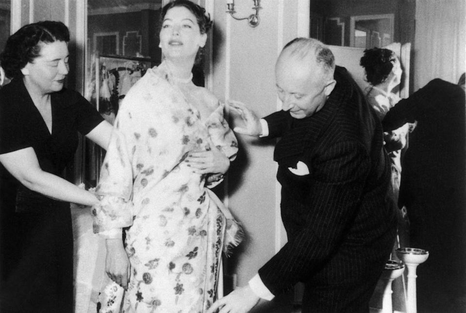 <p>The actress and singer has all the attention on her, as she attends a fitting at Christian Dior in Paris.</p>