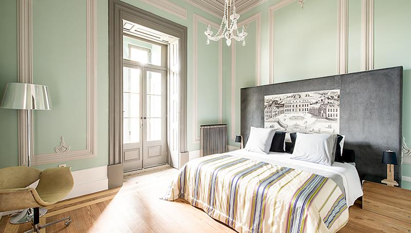 As Portugal continues its climb to become one of the top destinations in Europe, the historic city of Porto—long the country's best-kept holiday secret—is gaining favor with travelers from far and wide. But the secret may now officially be out with the opening of the coastal metropolis's most luxurious boutique hotel.
