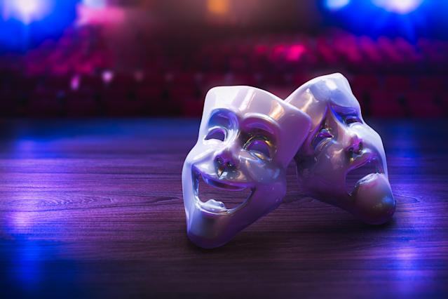Going to the theatre every few months could slash your risk of an early death. [Photo: Getty]