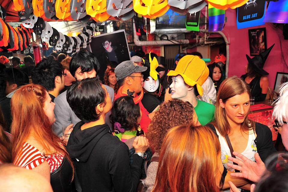 <p>Hong Kong has fiercely embraced <span>Halloween</span> and is considered the <span>Halloween</span> Capital of Asia. Parties at theme parks like Disneyland and Ocean Park roar with crowds, but the most famed party of all is the Lan Kwai Fong <span>Halloween</span> Street Party. The entire neighborhood becomes one wild dance floor, complete with festive costumes, food, and drink. Hong Kong celebrates all month long, with the Hungry Ghost Festival leading right up to <span>Halloween</span>. </p>