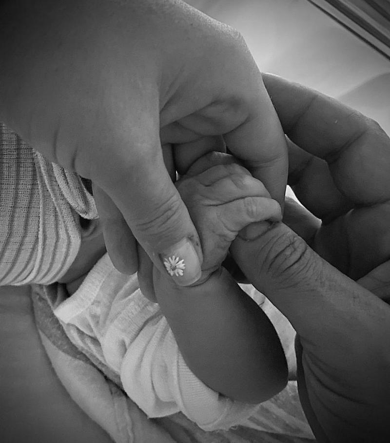 Katy Perry and Orlando Bloom welcomed Daisy Dove Bloom into the world last week. Photo: Instagram/UNICEF