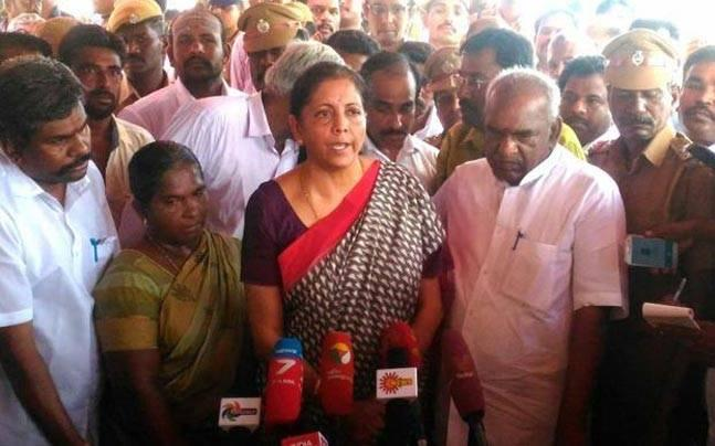 Tamil Nadu fishermen to call off protest after meeting with Nirmala Sitharaman