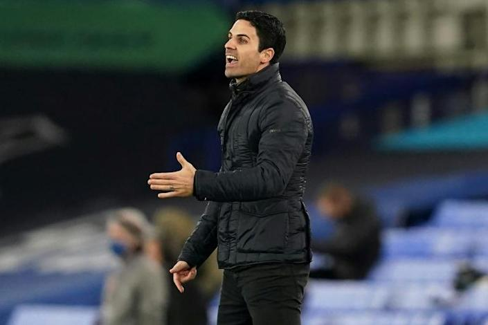 Mikel Arteta is searching for answers at Arsenal