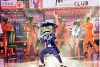 <p>The contestants give the panelists and audience members a shot at guessing their identity though clue packages that are dropped before — and sometimes after — the performances.</p>