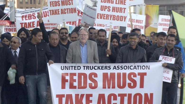 Truckers strike set for today at Port Metro Vancouver
