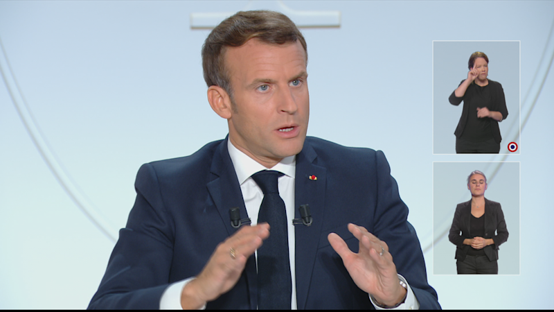 Covid-19: Macron announces four-week curfew in Paris region and other cities, starting Saturday