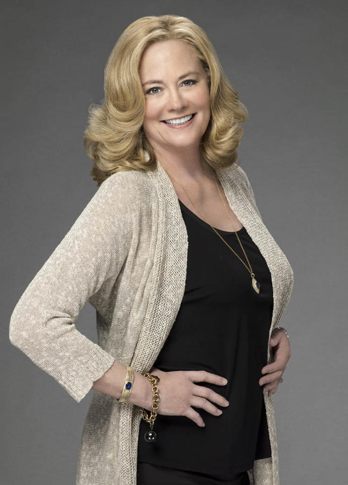"Cybill Shepherd in ""The Client List"" Season 2."