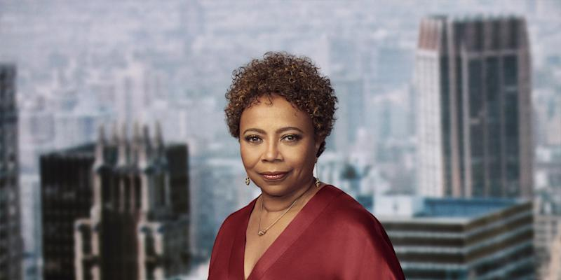 Marva Smalls, ViacomCBS. Photo: ViacomCBS