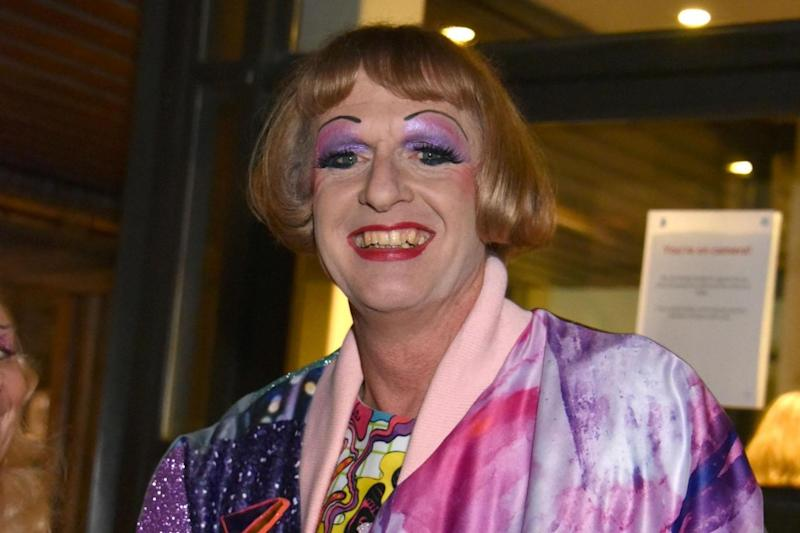 Pageant Party: Grayson Perry (Getty Images)
