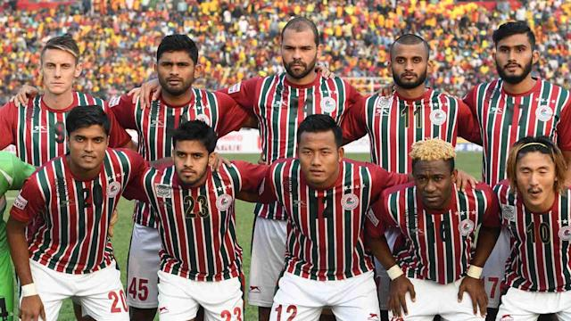 East Bengal's title hopes seem to have all but ended courtesy Sony Norde and co. who put Mohun Bagan in pole position to chase Aizawl for the title..