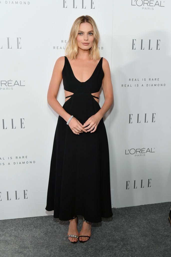 <p>Margot takes every movie role she seriously, which means she can get roped into some pretty intense workout routines. When she laced up ice skates for <em>I, Tonya</em>, the Australian actress trained five days a week for four hours a day.</p>