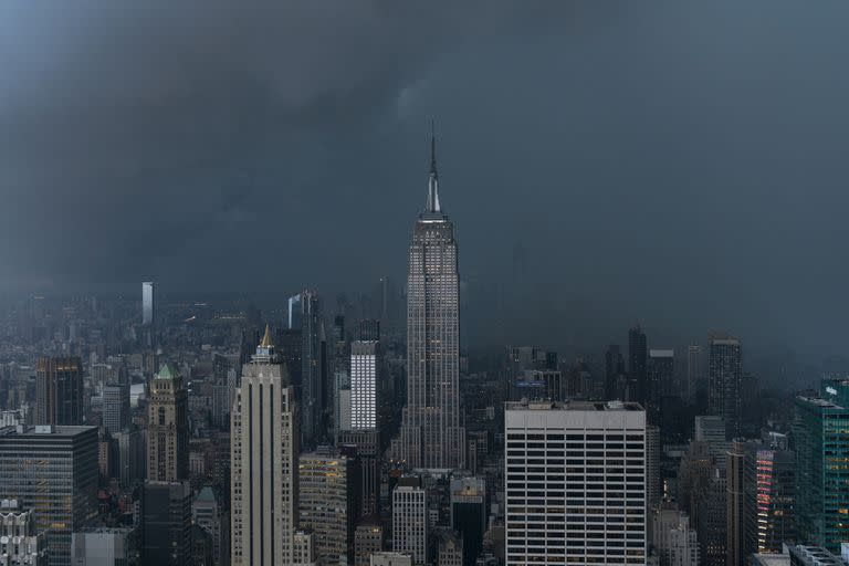 El Empire State (Todd Heisler/The New York Times)