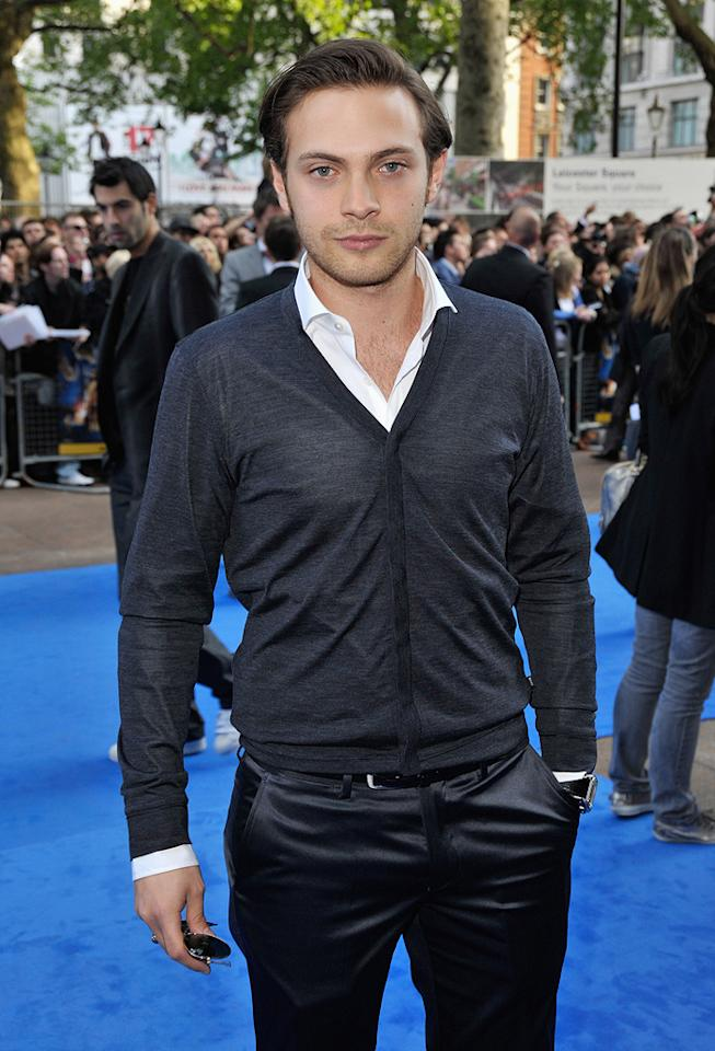 """Matt Di Angelo at the London premiere of <a href=""""http://movies.yahoo.com/movie/1810028001/info"""">Night at the Museum: Battle of the Smithsonian</a> - 05/12/2009"""