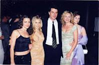 <p>Forever changing comedy dramas, <em>Sex and the City</em> swept viewers off their feet with its charm and real world situational episodes. Premiering on June 6 of 1998, <em>Sex and the City </em>went on to win multiple awards and inspire two feature films. </p>