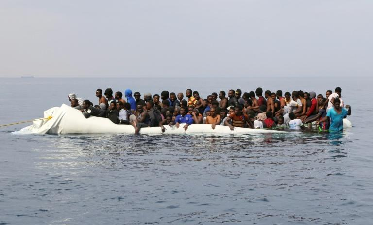 Nearly 9000 migrants rescued in Mediterranean over weekend - IOM