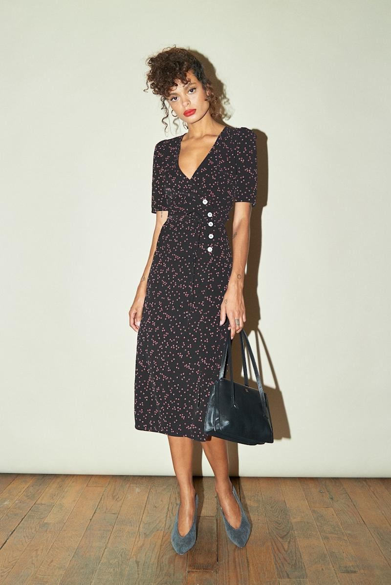 Why You Should Wear A Polka Dot Dress This Christmas