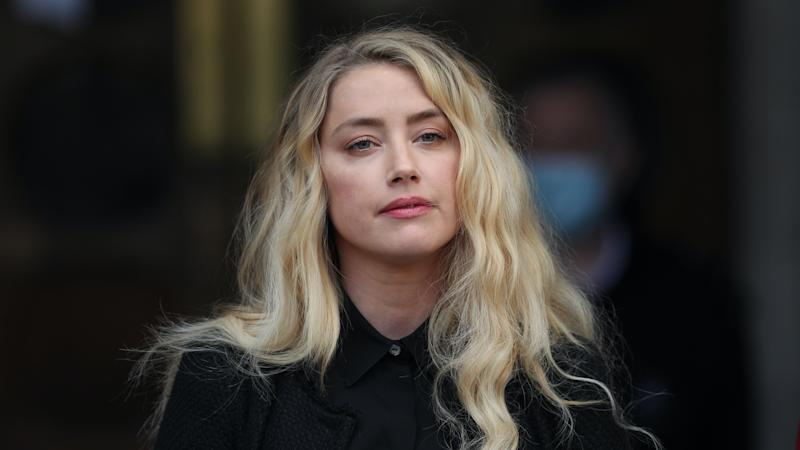 Amber Heard remembers mother on her first birthday after her death