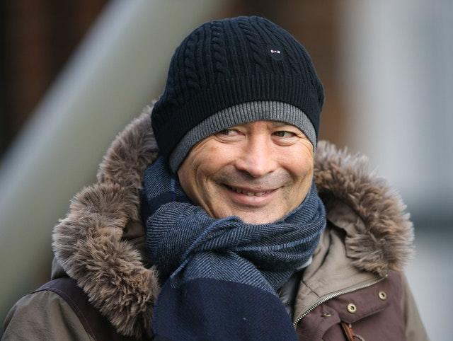 Steve Borthwick has worked under Eddie Jones (pictured) for the last seven years
