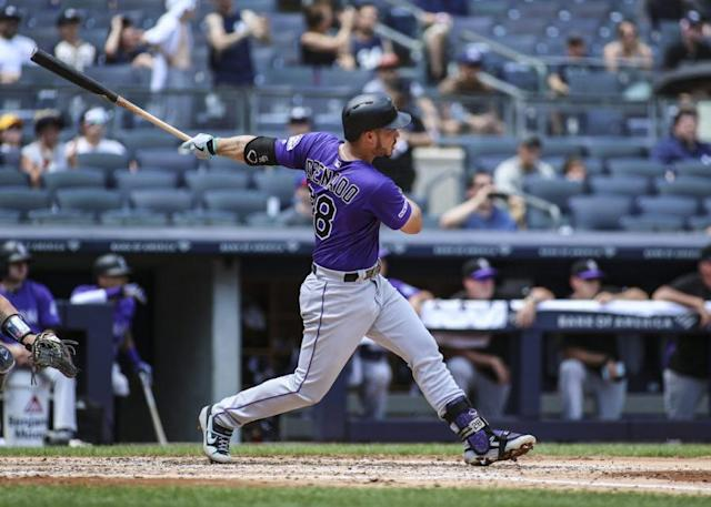 Rockies avoid sweep, come through with big win over Yankees