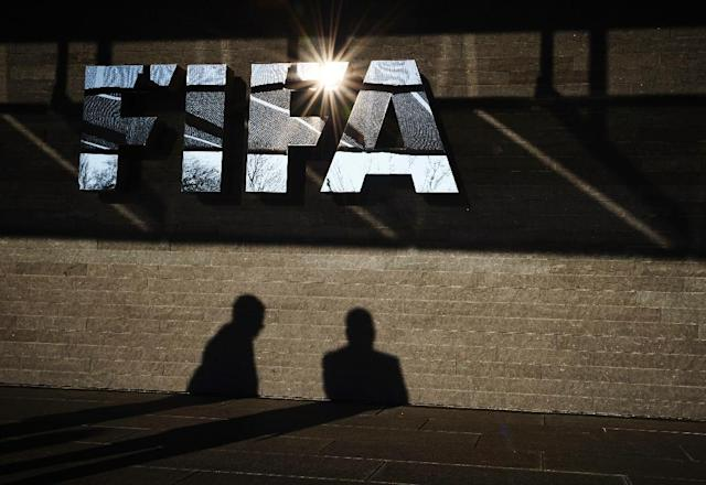 Allegations of vote-buying have dogged the awarding of the FIFA 2018 World Cup to Russia and the 2022 edition to Qatar (AFP Photo/Michael Buholzer)