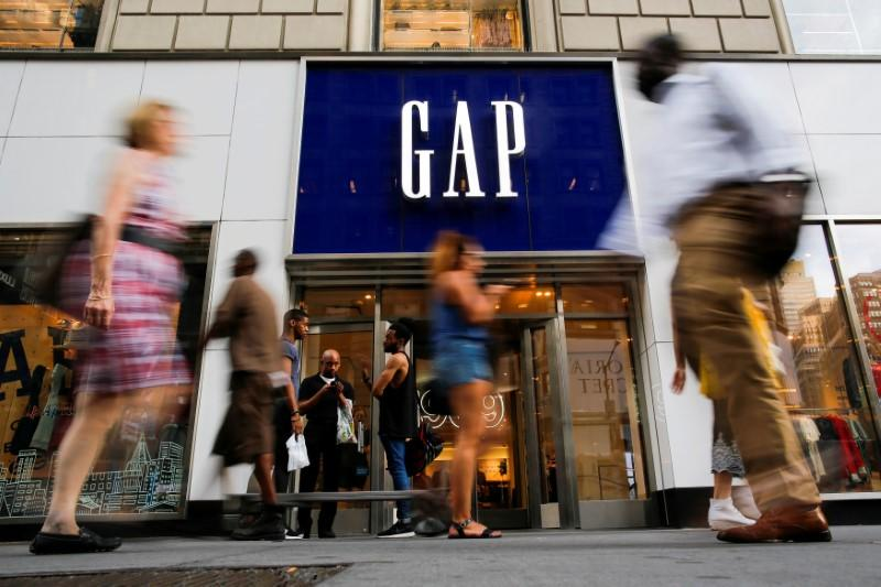 Gap's quarterly profit beats; says working on plan to split Old Navy