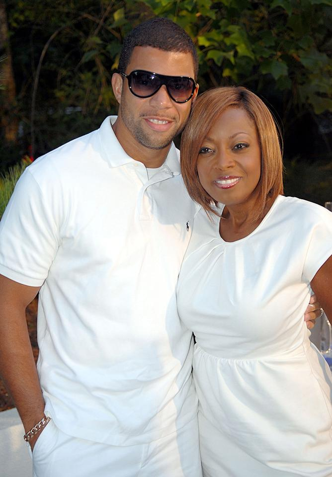 """Star Jones and Al Reynolds had a fairytale wedding in 2004 that led the former """"View"""" cohost to believe that their love would last forever. Of course, it didn't. Jones filed for divorce in March 2008. Shane Gritzinger/<a href=""""http://filmmagic.com/"""" target=""""new"""">FilmMagic.com</a> - September 2, 2007"""