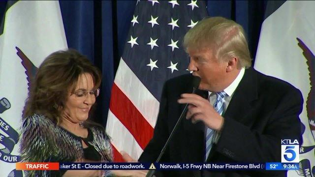 Former Alaska Gov. Sarah Palin, who is under consideration to serve in Donald Trump`s Cabinet, is criticizing the deal made to keep an Indiana-based air conditioning company from sending jobs to Mexico.