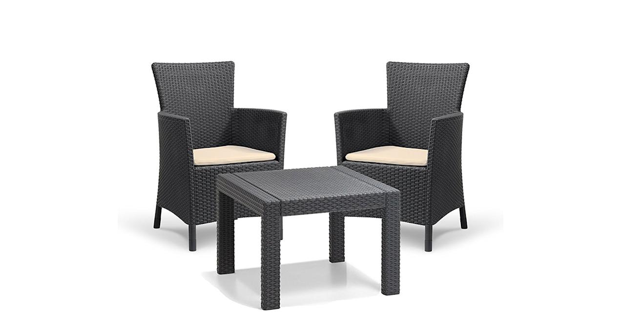 """<a href=""""https://www.amazon.co.uk/Keter-Allibert-Rosario-Outdoor-Furniture/dp/B00I2L4AIM?tag=yahooukedit-21""""><strong>Buy now.</strong></a>"""