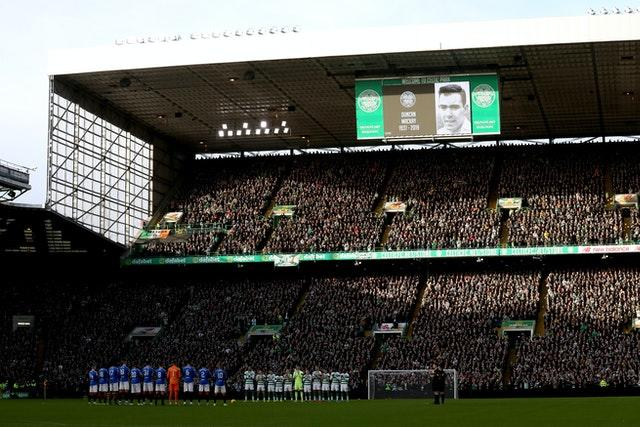 Scottish clubs are heavily reliant on gate receipts (PA)