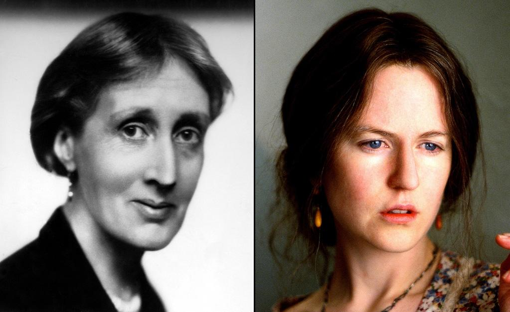 """VIRGINA WOOLF -- Troubled Author   Played by: <a href=""""http://movies.yahoo.com/movie/contributor/1800018939"""">Nicole Kidman</a> in <a href=""""http://movies.yahoo.com/movie/1807859436/info"""">The Hours</a> (2002)   Nicole Kidman is the third actor to win an Oscar for a performance involving a fake nose. <a href=""""http://movies.yahoo.com/movie/contributor/1800031078"""">Lee Marvin</a> in """"<a href=""""http://movies.yahoo.com/movie/1800045201/info"""">Cat Ballou</a>"""" and <a href=""""http://movies.yahoo.com/movie/contributor/1800034002"""">Jose Ferrer</a> in """"<a href=""""http://movies.yahoo.com/movie/1800245775/info"""">Cyrano de Bergerac</a>"""" also nabbed Oscar gold with the help of a facial prosthetic. Kidman reportedly liked her rubber snoz so much, she wore it after production to evade the paparazzi."""