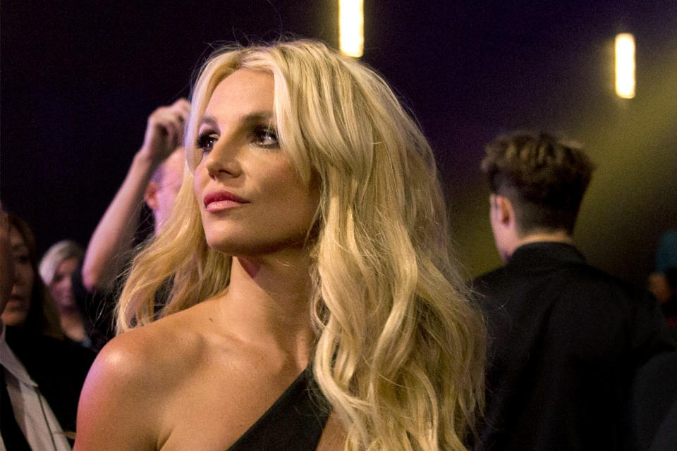 Is there any word from Britney Spears?