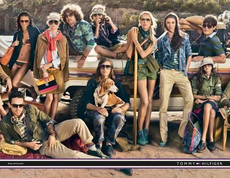 Tickets to the Tommy Hilfiger fashion show are now on sale to AmEx cardholders