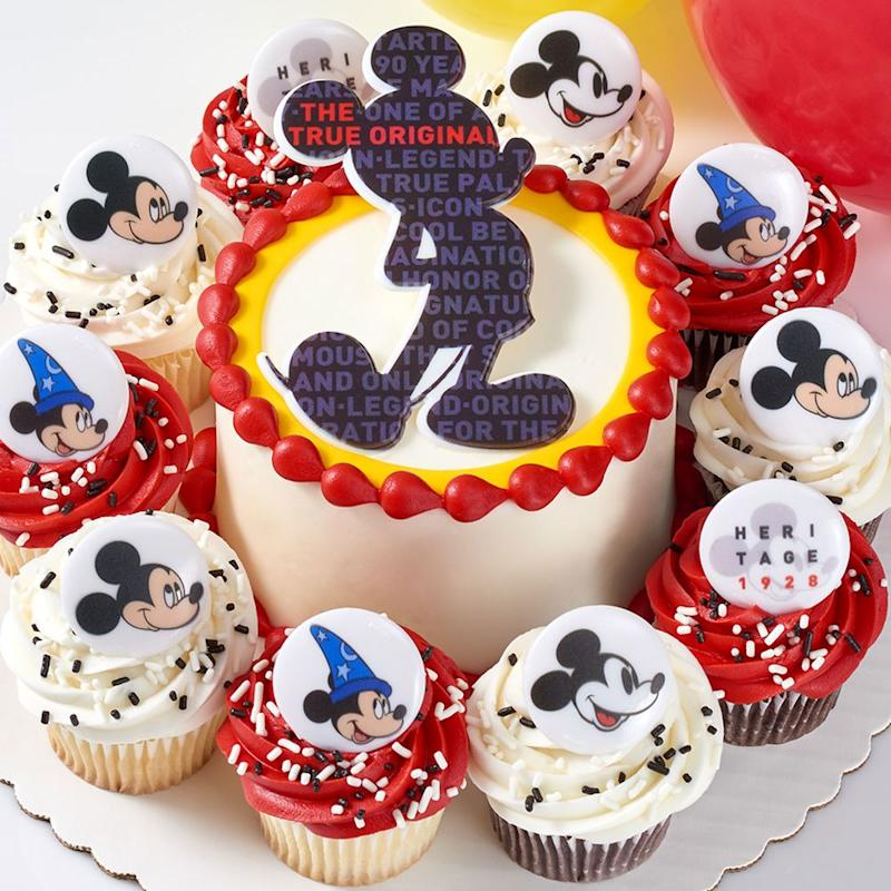 Excellent Sams Club Is Selling 3 Tier Mickey Mouse Cakes For The Funny Birthday Cards Online Overcheapnameinfo