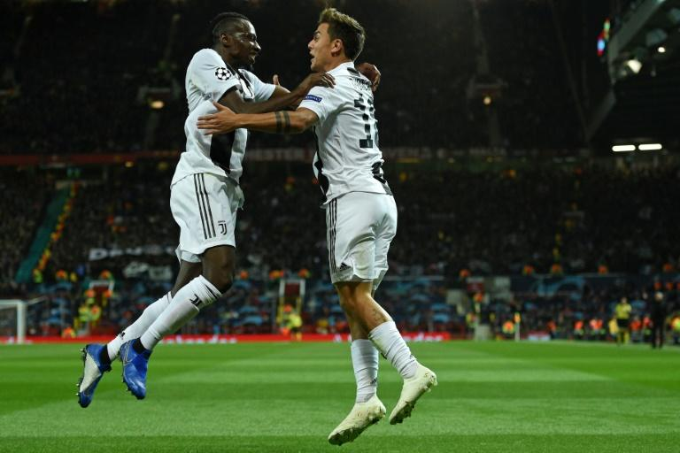 Juventus team-mates Blaise Matuidi and Paulo Dybala have tested positive