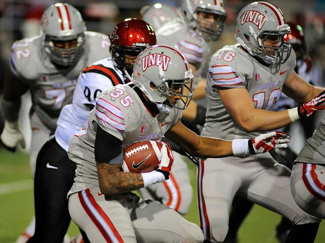 UNLV banned from postseason play in 2014 for low APR scores