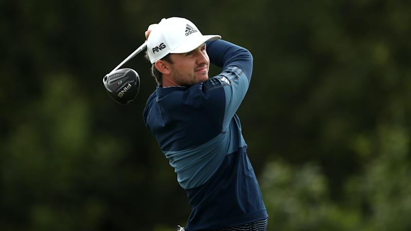 Connor Syme holds share of lead at Andalucia Masters