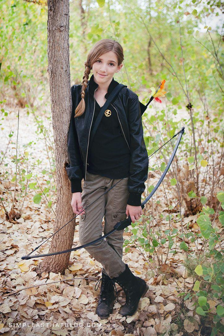 """<p>Tweens will happily volunteer as tribute to wear this cool costume inspired by <em>The Hunger Games</em>.</p><p><strong>Get the tutorial at <a href=""""https://simpleasthatblog.com/katniss-everdeen-costume/"""" rel=""""nofollow noopener"""" target=""""_blank"""" data-ylk=""""slk:Simple as That"""" class=""""link rapid-noclick-resp"""">Simple as That</a>.</strong></p><p><a class=""""link rapid-noclick-resp"""" href=""""https://www.amazon.com/Rubies-Womens-Hunger-Games-Katniss/dp/B012YBPP1Q/ref=sr_1_3?tag=syn-yahoo-20&ascsubtag=%5Bartid%7C10050.g.21603260%5Bsrc%7Cyahoo-us"""" rel=""""nofollow noopener"""" target=""""_blank"""" data-ylk=""""slk:SHOP BOW AND ARROW"""">SHOP BOW AND ARROW</a></p>"""