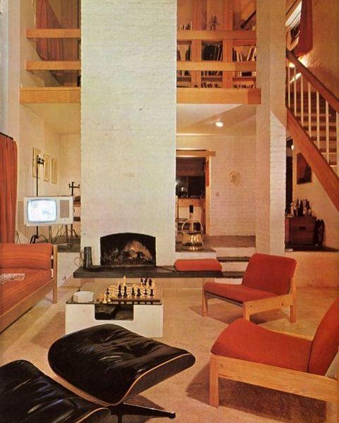 """<p>Or perhaps your style is more seventies? If so, this account is as groovy as it gets. Comprised entirely of interiors from the 1970s, Seventies Worship is another source for Bikoff's retro inspo. If you're nostalgic for maximalist designs and monochromatic palettes, definitely give this account a follow.</p><p><em><a href=""""https://www.instagram.com/sashabikoff/?hl=en"""" rel=""""nofollow noopener"""" target=""""_blank"""" data-ylk=""""slk:See Bikoff's own feed here"""" class=""""link rapid-noclick-resp""""> See Bikoff's own feed here</a></em></p><p><a href=""""https://www.instagram.com/p/CJCotg3ldhL/"""" rel=""""nofollow noopener"""" target=""""_blank"""" data-ylk=""""slk:See the original post on Instagram"""" class=""""link rapid-noclick-resp"""">See the original post on Instagram</a></p>"""