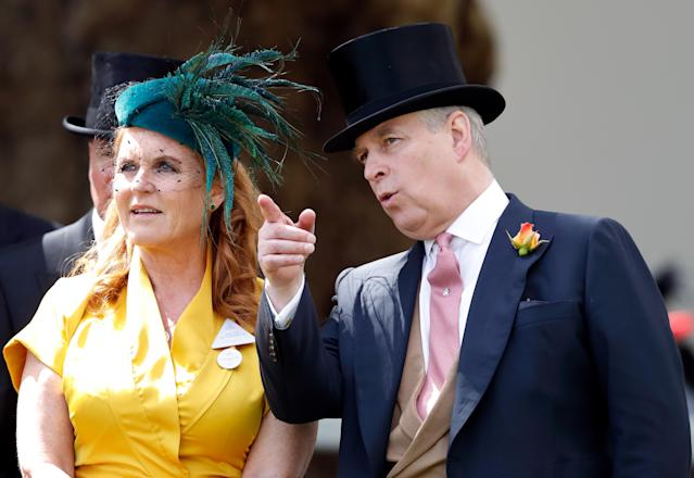"Sarah Ferguson has offered ""unwavering support"" to her ex-husband Prince Andrew throughout the Jeffrey Epstein scandal (Picture: Max Mumby/Indigo/Getty Images)"