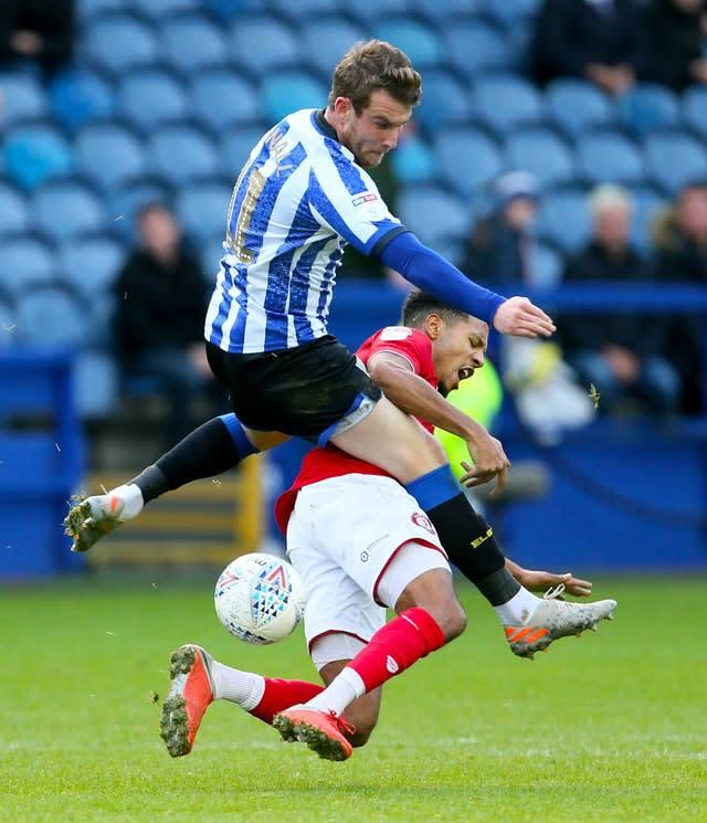 Bristol City and Sheffield Wednesday will go head to head on June 28 (Richard Sellers/PA)