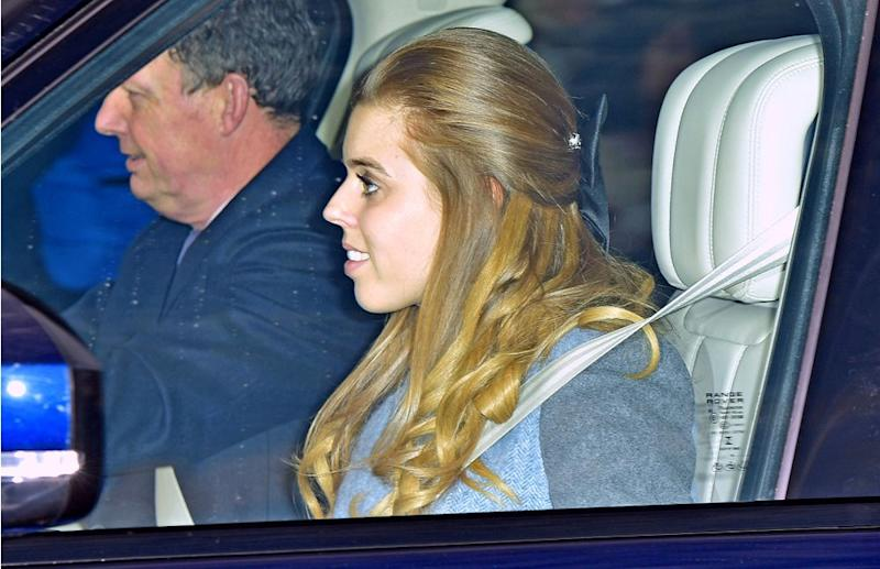 Princess Beatrice | Dominic Lipinski/PA Images/Getty
