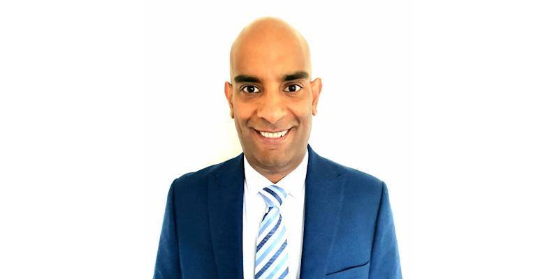 Maz Ahmed, finance director, WM Morrison Supermarkets